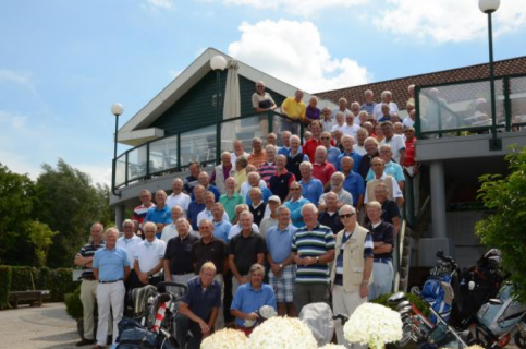 deelnemers old grand dad golfclubcapelle